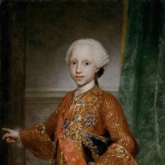 Javier de Borbón y Sajonia, infante de España