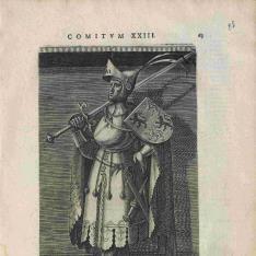 Retrato de Wilhelmus IV