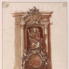 Monumento funerario de Clemente IX