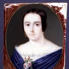 Magdalena de la Herranz, señora de Carsi