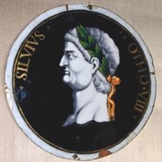 Placa del emperador Otón