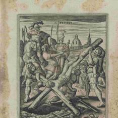 La Crucifixión y los martirios de los Apóstoles y San Pablo