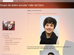Grupo de teatro escolar Valle del Ebro