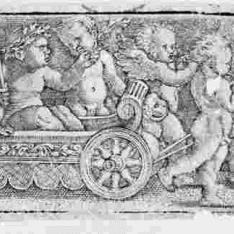 El carro del triunfo