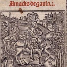 Los quatro libros del esforçado [et] muy virtuoso cauallero Amadis de Gaula