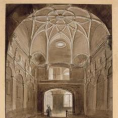Capilla de los Linajes en el convento de San Francisco de Valladolid
