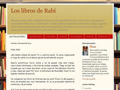 Los libros de Rabi