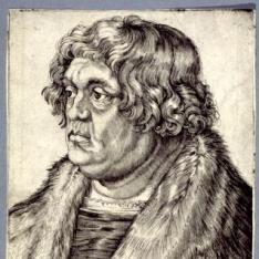 Retrato de Willibald Pirckheimer