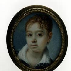 Retrato de un joven