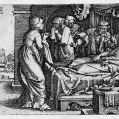 La parábola del rico Epulón