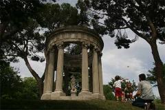 Reflejos versallescos en  Segovia y Madrid