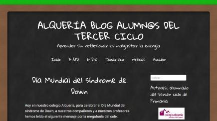 Alquería Blog de Alumnos del Tercer Ciclo