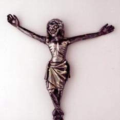 Figura de Cristo crucificado