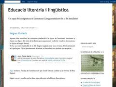 Educació literària i lingüística
