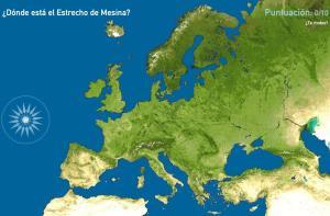 Estrechos de Europa. Toporopa