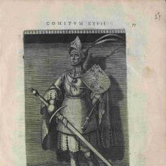 Retrato de Wilhelmus VI
