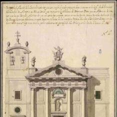 Iglesia de San Francisco en Almería].