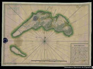 Descripción de la Ysla Grande, de Juan Fernández