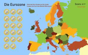 Die Eurozone. Toporopa
