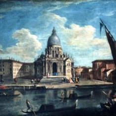 Santa María de la Salud, Venecia