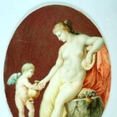 Venus y el Amor