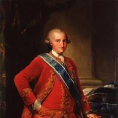 Retrato de Carlos IV como príncipe de Asturias