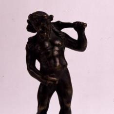 Hércules con la clava