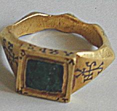 Anillo bizantino