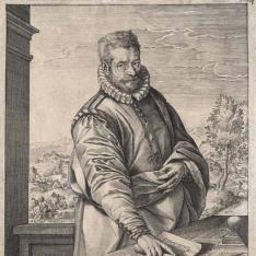 Retrato de Diderick II
