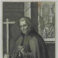 Retrato del jesuita Petrus Skarga