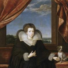 Isabel de Francia, esposa de Felipe IV
