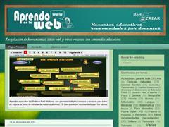 Aprendo en la web