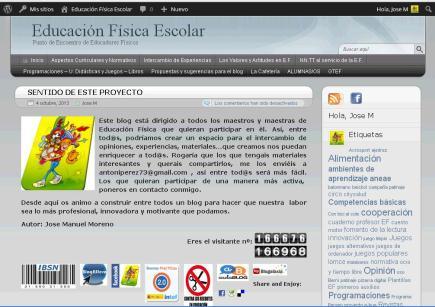 EDUCACIÓN FÍSICA ESCOLAR