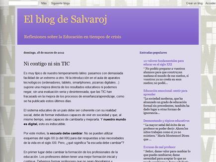 El Blog de Salvaroj