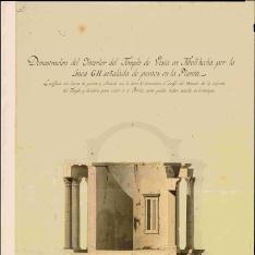 Templo de Vesta en Tívoli