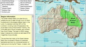 Geographic regions of Oceania. Tutorial. Sheppard Software