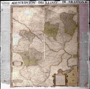 Aragón de Ioan Baptista Lavaña