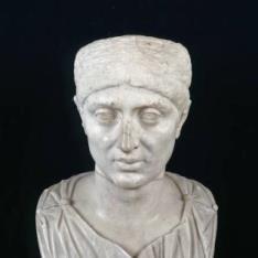 Retrato de una dama romana