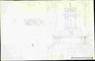 Altar y tabernáculo