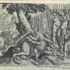 Reconciliación de Jacob y Esaú