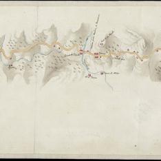 Itinerario de Hernani a Behovia