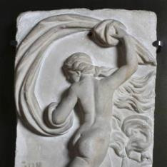 Venus naciendo de las aguas