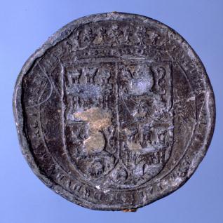 Sello de Felipe III, rey de España