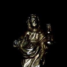 Figura de Santa Bárbara