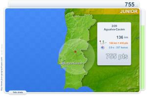 Cidades de Portugal Júnior.  Jogos geográficos