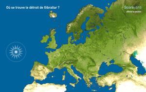Détroits d'Europe. Toporopa