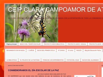 CEIP CLARA CAMPOAMOR DE ATARFE