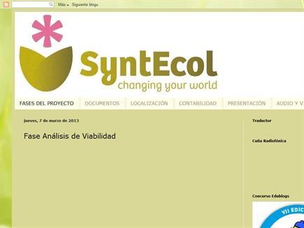 SyntEcol