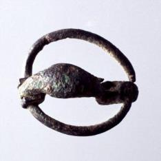 Fíbula anular hispánica