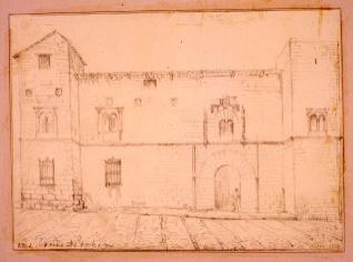 Palacio Sánchez Valenzuela en Baeza